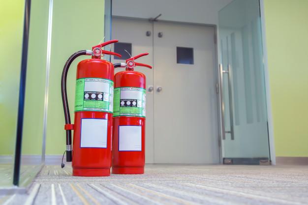 Como proteger o seu ambiente de trabalho contra incêndios?