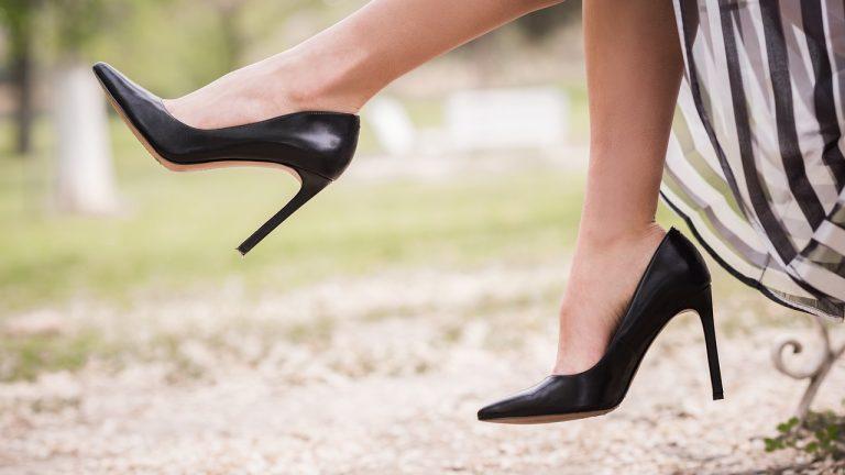 O que seus sapatos podem dizer sobre seus pés