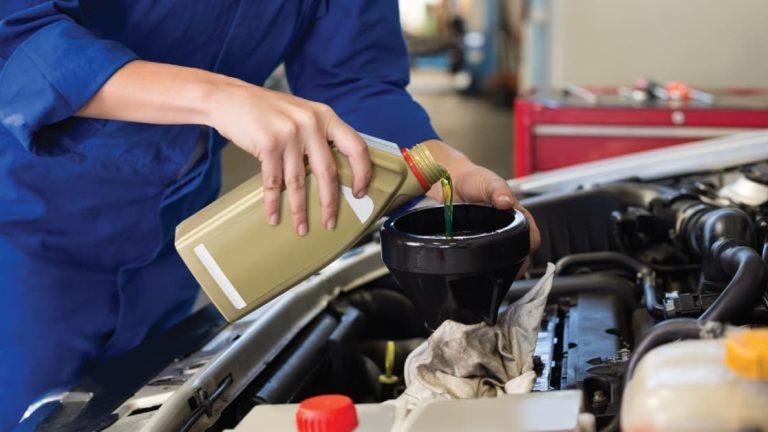 Importância da lubrificação